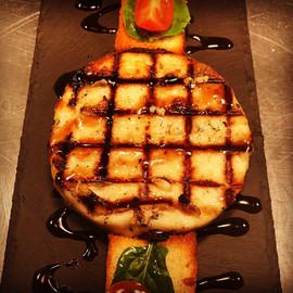 Grilled Talagani Cheese