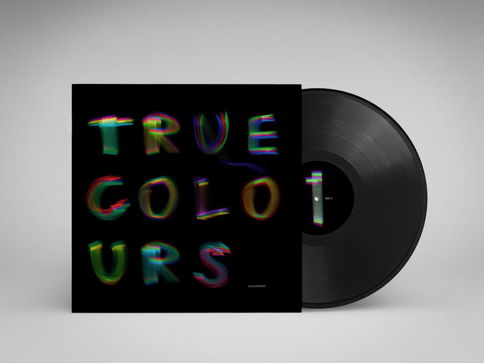 Album Front Cover Design