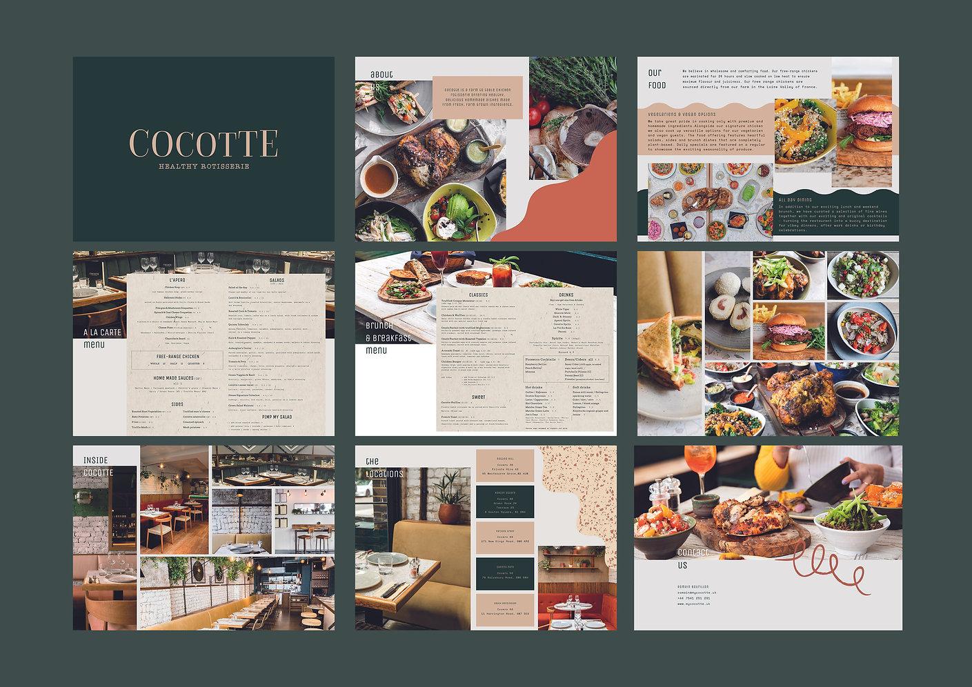 Cocotte presentation