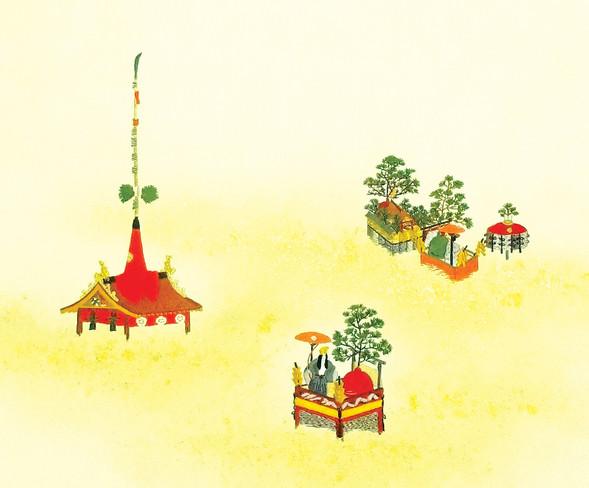 7月の京都展示会のお知らせ