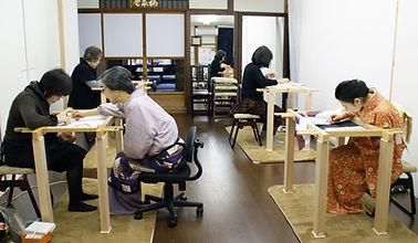 長艸,長艸純恵,刺繍教室