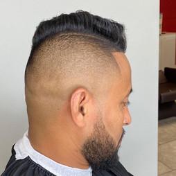 Bald fade latino cut raleigh nc