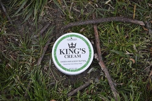 King's Cream Unisex Hair & Body Butter