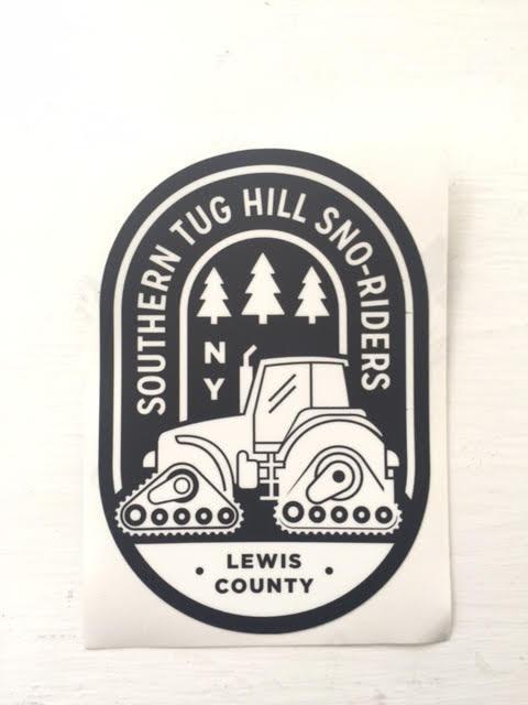STH Sticker