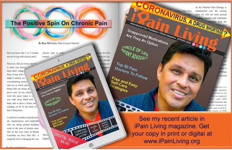 iPain Living Magazine - Spring 2020