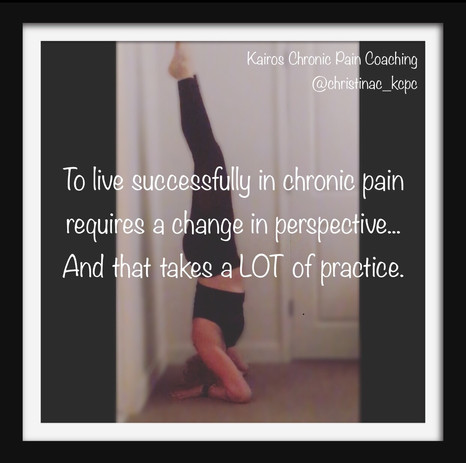 I Can't Do Chronic Pain/Chronic Illness For the Rest of My Life...Can I?