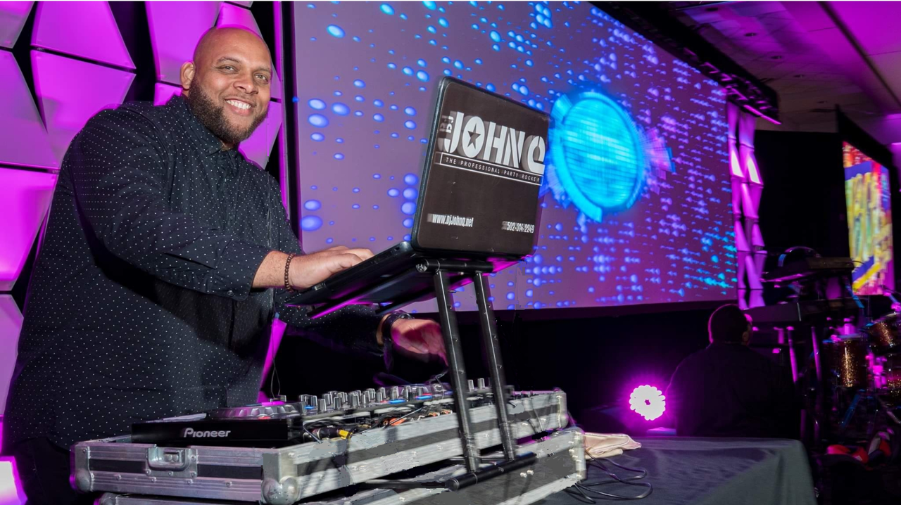 dj john q gala purple