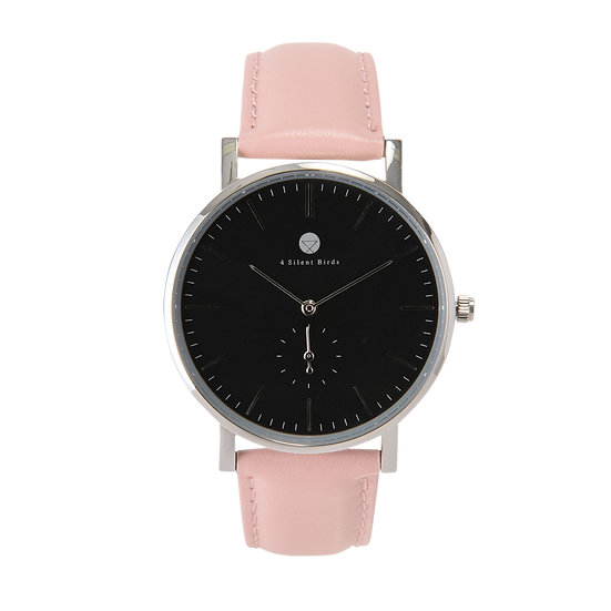HERMIT 40MM | LEATHER | PEACH