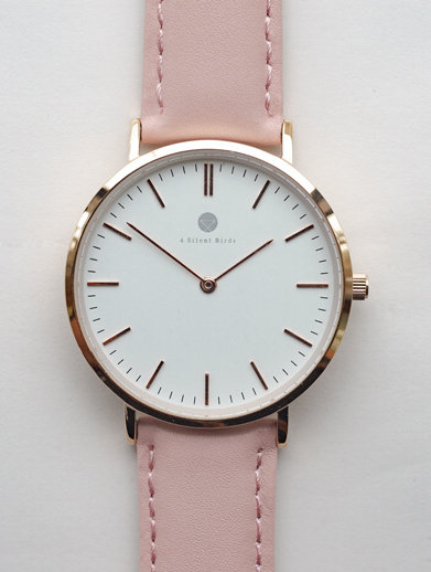 MANGOE 36MM | LEATHER