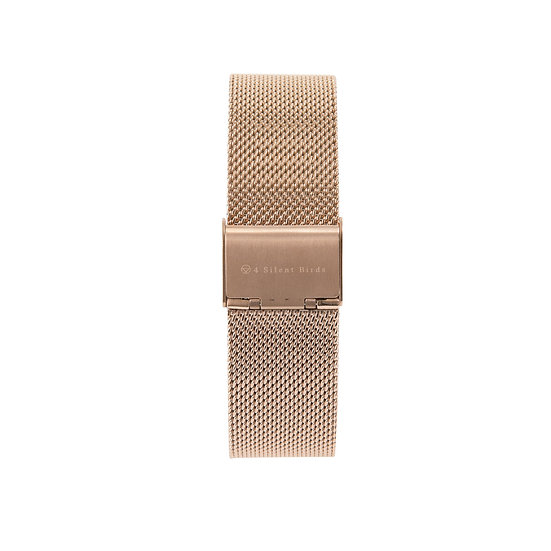 ROSE GOLD | MILANESE STRAP 36MM