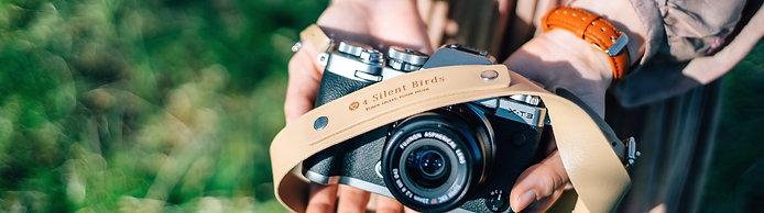 FUJIFILM Xシリーズ+4 SBカメラストラップリースプラン&保険申込