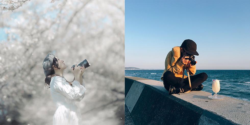 tsunekawa & shabon 「物撮りラインティング講座(クリームソーダ実食付)」