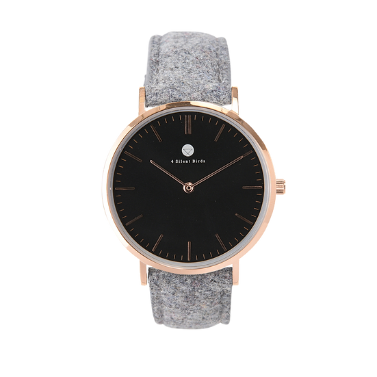 CONQUETTE 36MM | TWEED | GLOOMY SHEEP