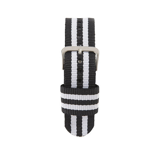 PENNY BLACK | NATO STRAP 40MM