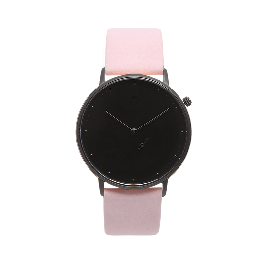 MELANISTIC 36MM | NUBACK | PALE DOGWUUD