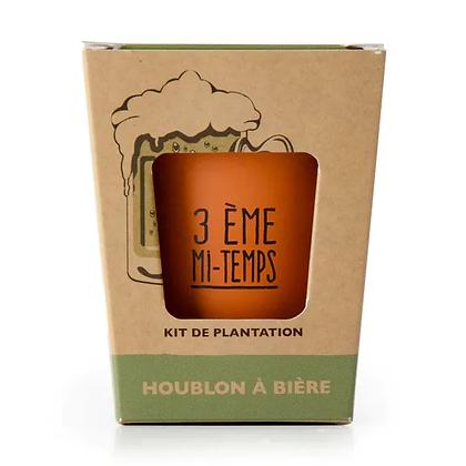 Kit de Plantation 3ème MI-TEMPS - Houblon