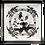Thumbnail: Svuotatasche Oriente Bianco Piccolo