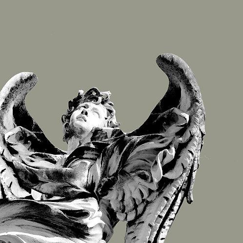 Angelo 14 - grigio 100x100cm