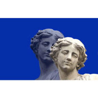 Angelo 11 - specchio blu 160x100cm