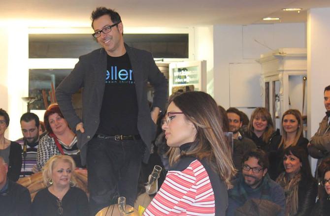 Luca Bianchini si racconta e ... ci incanta!