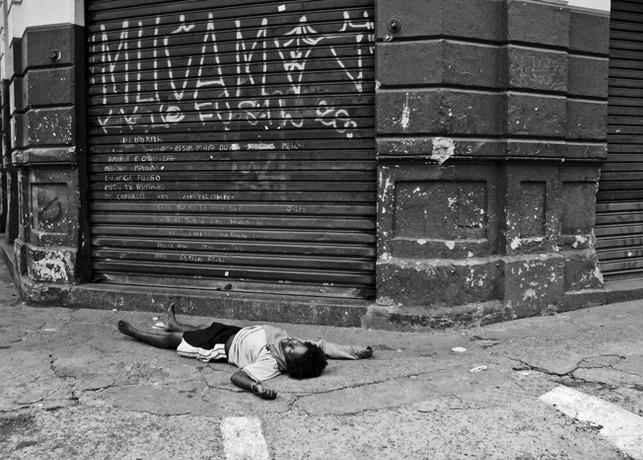 Sad reality of Sao Paulo