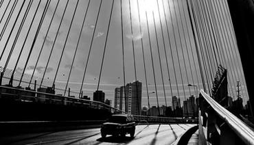 Sao Paulo, Ponte Agua Espraiada