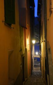 Morcote, Strecia