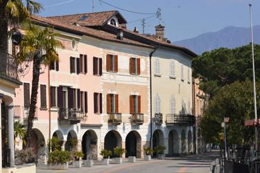 Morcote Piazza Granda