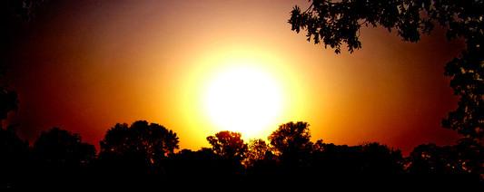 Rumbek Sunset