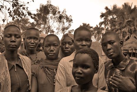 Dinka Tribe (South Sudan)
