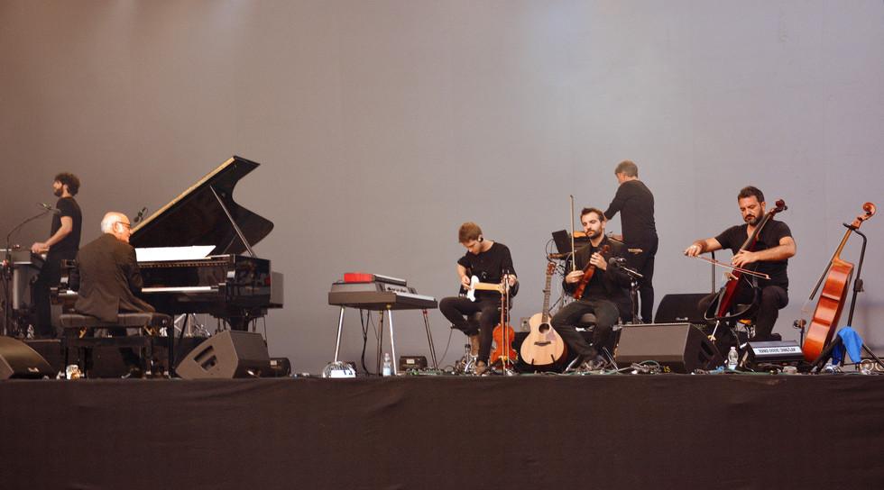 Concert, Ludovico Einaudi