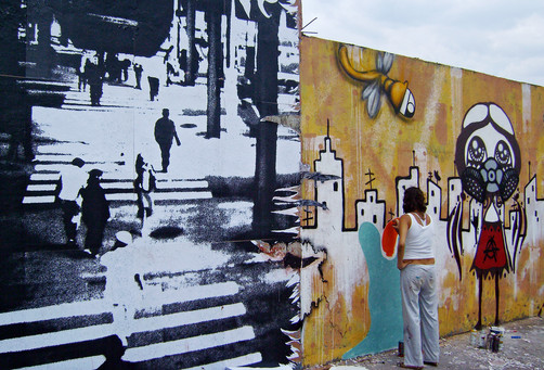 Different urban arts