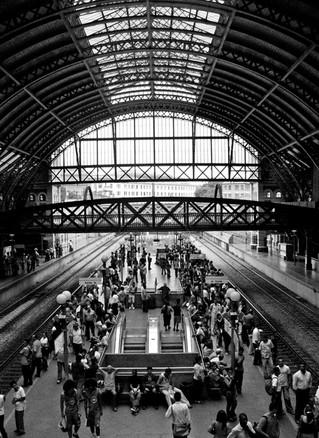 Railway Station of Sao Paulo