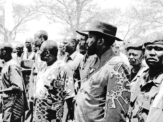 Salva Kiir, President of South Sudan