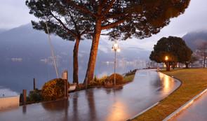 Wet Lugano
