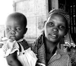 Mother & Child in Rumbek