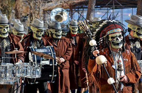 Carnival Band, Morcote