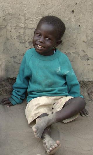 Child, Rumbek (South Sudan)