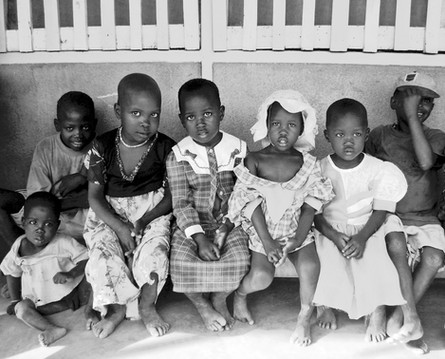 Kids, orphans, Rumbek