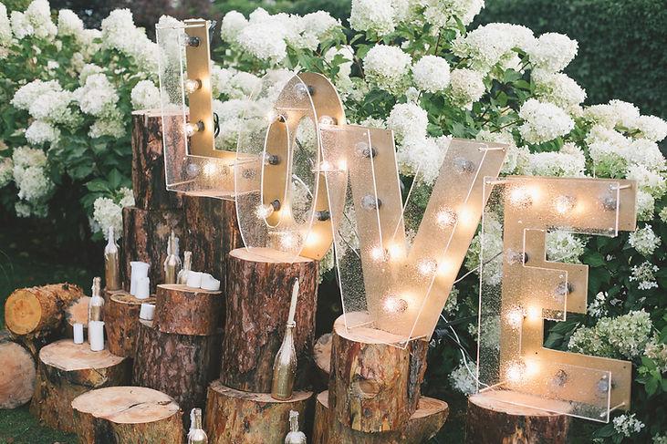 Lightbulb Love Letters