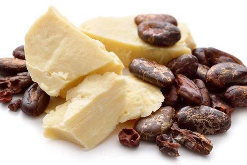 Beurre de cacao Bio désodorisé