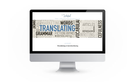 Wordpool Website design - Graphic design