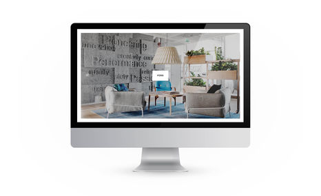 Fors Arkitektur & Design Website design