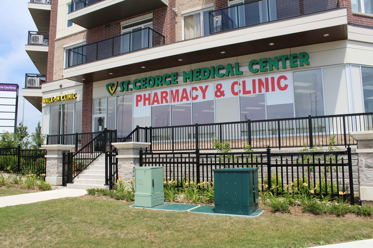 St. George Pharmacy, Brampton