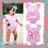 Thumbnail: Pink Stripe Bubble