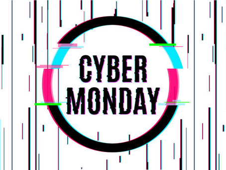 CYBER MONDAY!!!!