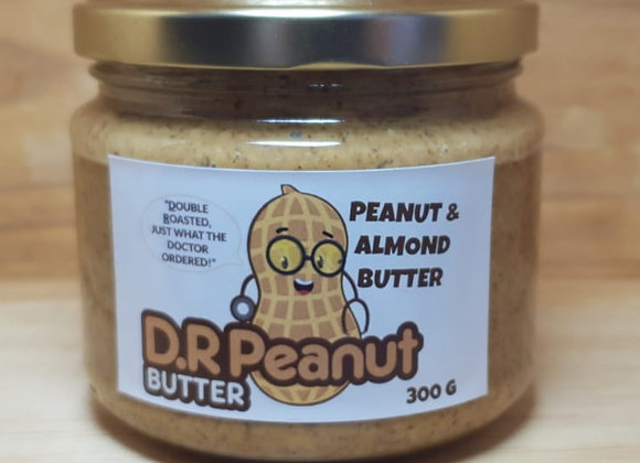 Peanut and Almond Butter