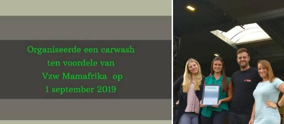 Carwash 1/09/2019