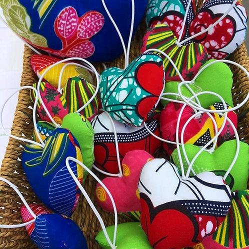 Afrikaanse hartjes
