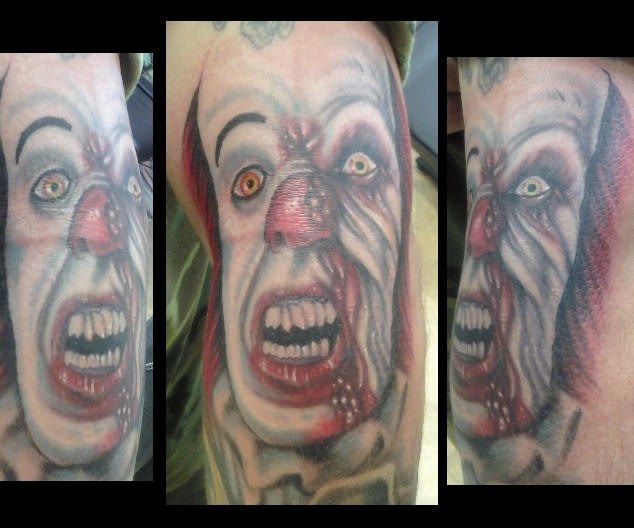 Demon Dave Penney Wise Clown.jpg